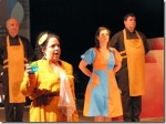"A scene from Chicago Folks Operetta's ""The Cousin from Nowhere"", directed by Elizabeth Margolius."