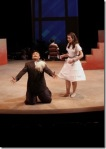 """""""Do You Remember"""" - a scene from Chicago Folks Operetta's """"The Cousin from Nowhere"""" directed by Elizabeth Margolius."""