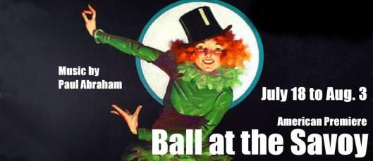Ball at the Savoy